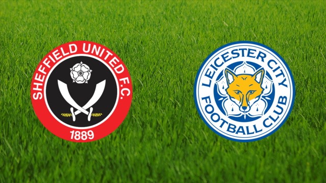 Sheffield United vs. Leicester City