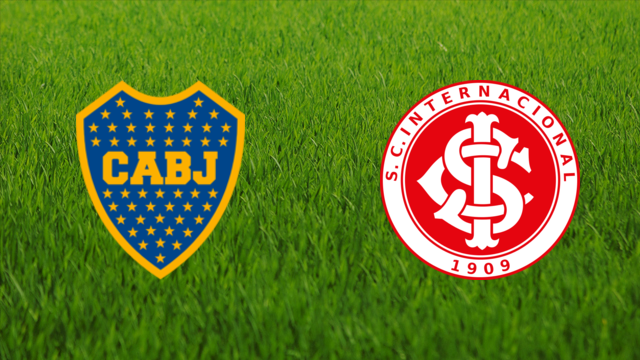 Boca Juniors vs. SC Internacional