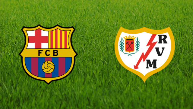 FC Barcelona vs. Rayo Vallecano