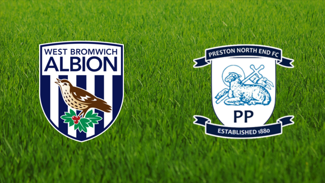 West Bromwich Albion vs. Preston North End