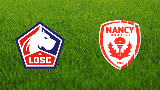 Lille OSC vs. AS Nancy