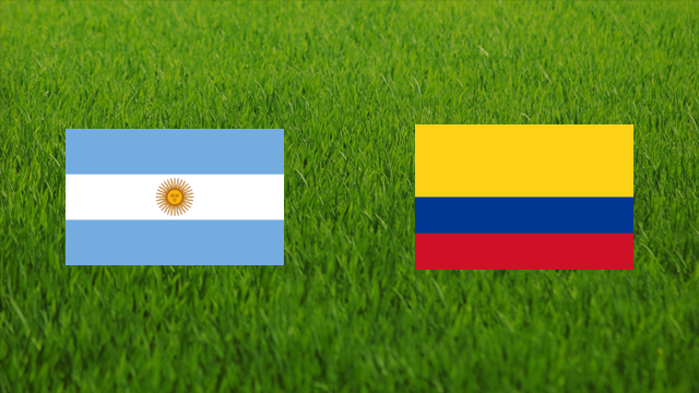 Argentina vs. Colombia