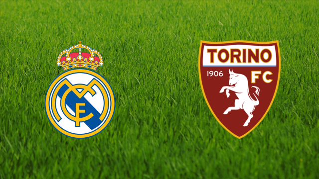 Real Madrid vs. Torino FC