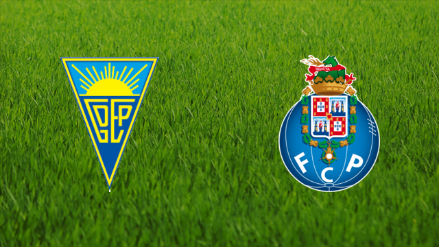 Estoril Praia vs. FC Porto