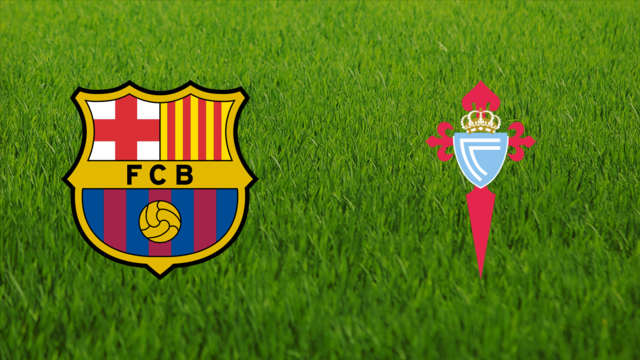 FC Barcelona vs. RC Celta