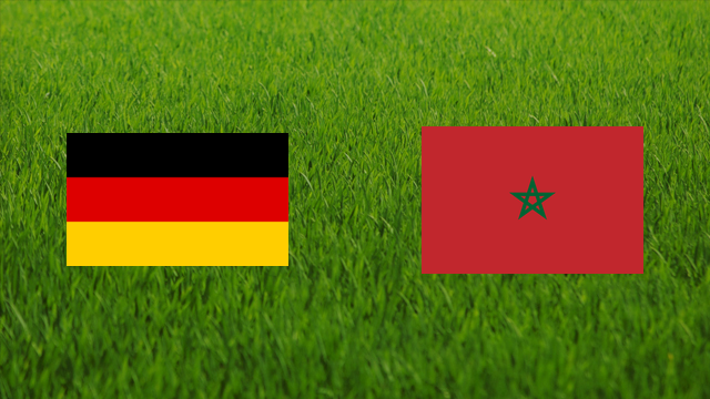 Germany vs. Morocco