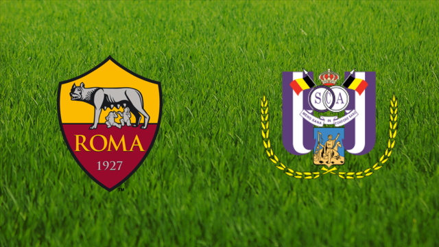AS Roma vs. RSC Anderlecht