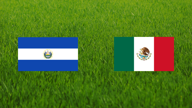 El Salvador vs. Mexico
