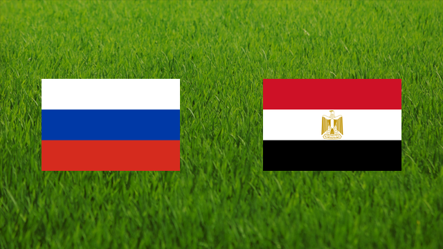 Russia vs. Egypt