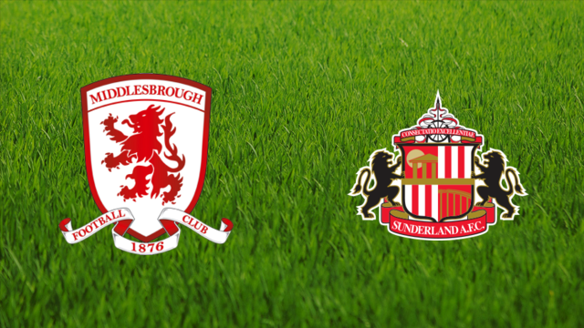 Middlesbrough FC vs. Sunderland AFC
