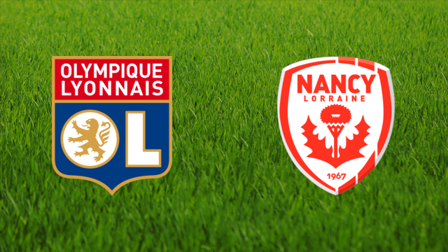 Olympique Lyonnais vs. AS Nancy