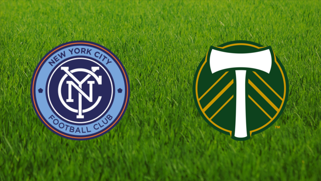 New York City vs. Portland Timbers
