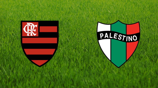 CR Flamengo vs. CD Palestino