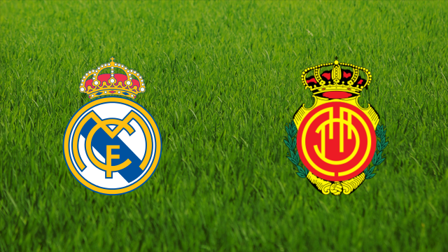 Real Madrid vs. RCD Mallorca