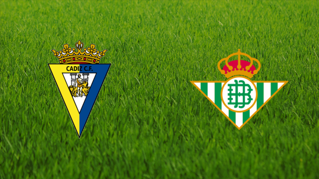 Cádiz CF vs. Real Betis