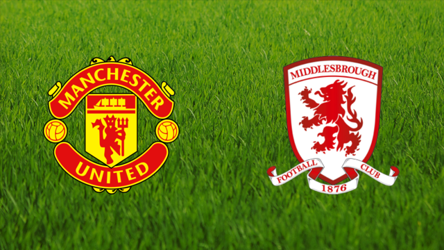 Manchester United vs. Middlesbrough FC