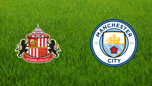 Sunderland AFC vs. Manchester City