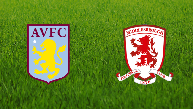 Aston Villa vs. Middlesbrough FC