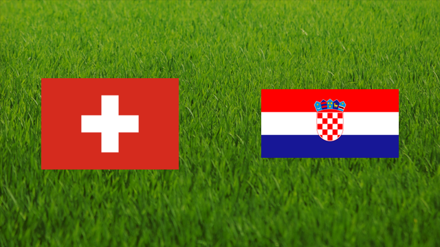 Switzerland vs. Croatia