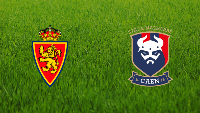Real Zaragoza vs. SM Caen