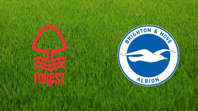 Nottingham Forest vs. Brighton & Hove Albion