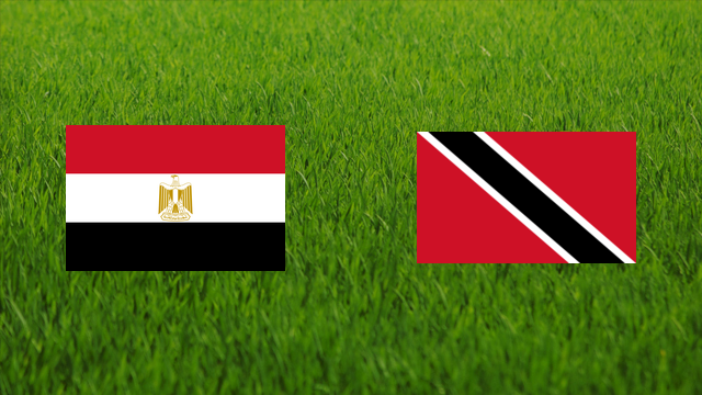 Egypt vs. Trinidad and Tobago