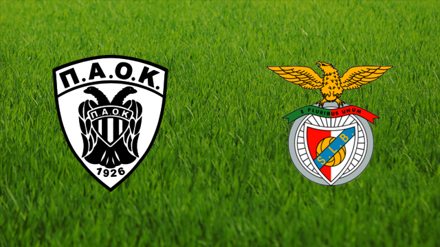 PAOK FC vs. SL Benfica