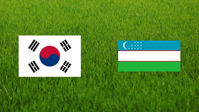 South Korea vs. Uzbekistan