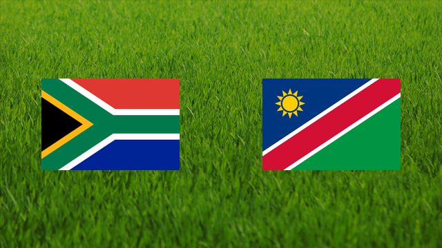 South Africa vs. Namibia