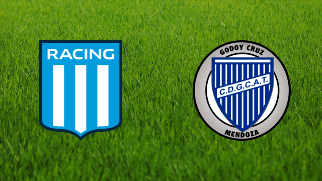 Racing Club vs. Godoy Cruz