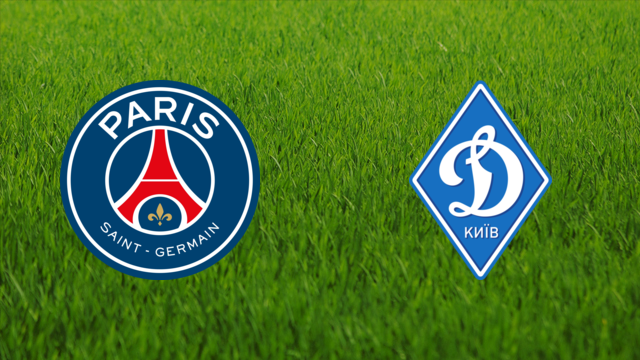 Paris Saint-Germain vs. Dynamo Kyiv
