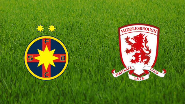 FCSB vs. Middlesbrough FC