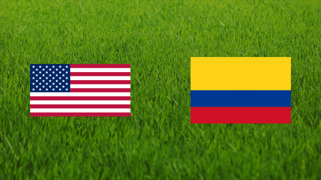 United States vs. Colombia