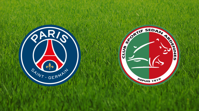 Paris Saint-Germain vs. CS Sedan