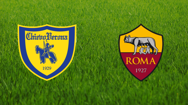 Chievo Verona vs. AS Roma