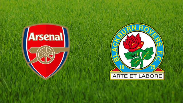 Arsenal FC vs. Blackburn Rovers