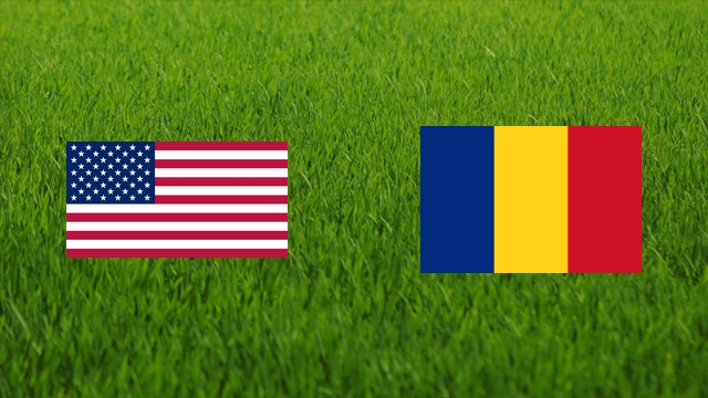 United States vs. Romania
